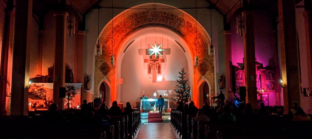 Pfarrkirche St. Laurentius, Reudnitz, Foto: Klemens Saket
