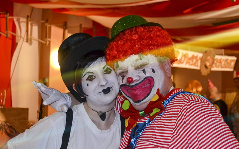Clown, Foto: Daniela Körbel