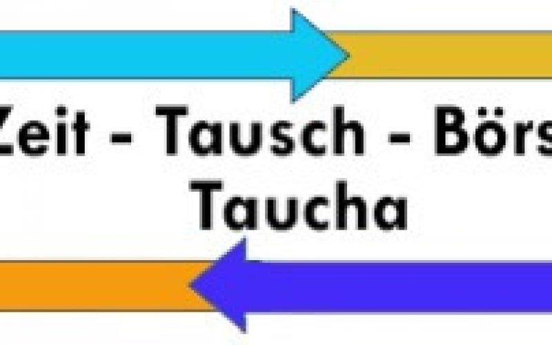 Logo Zeittauschbörse Taucha