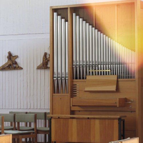 Orgel Schönefeld, Foto: Michael Teubner