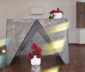Altar Hl. Familie Schönefeld