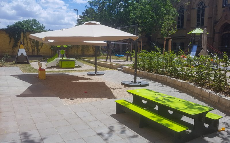 Spielplatz Kita Don Bosco
