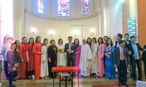 katholische vietnamesische Gemeinde Schönefeld