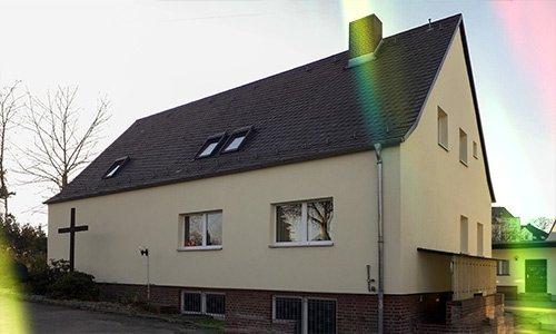 Gemeindehaus Taucha, Foto: Monika Toscher