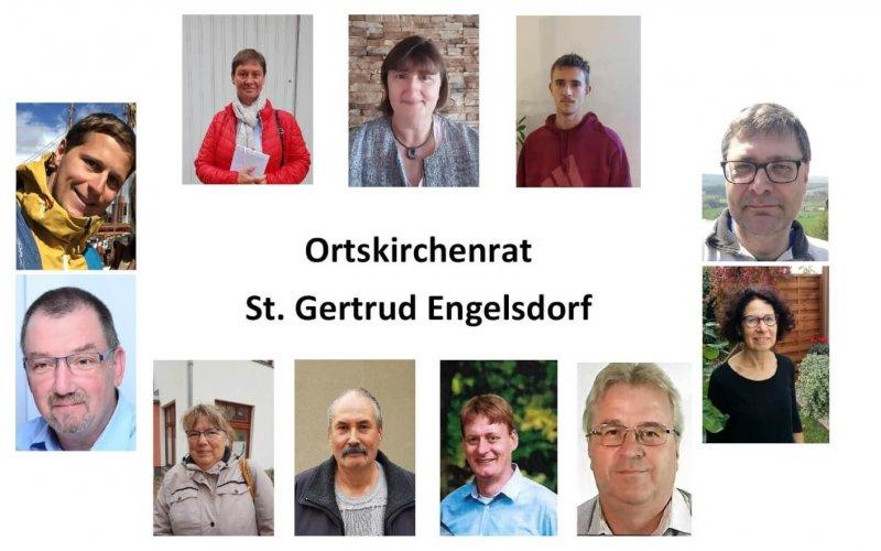 Ortskirchenrat St. Gertrud Engelsdorf